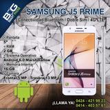 Samsung J5 Prime + Lector De Huella + Entregas Personales.