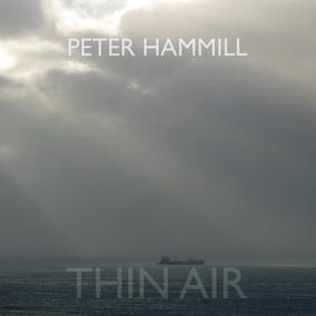 Peter Hammill Thin Air Cd Edicion U.k.
