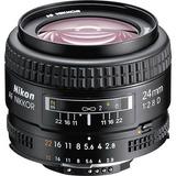Lente Nikon 24mm F2.8d