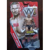Wwe Figura De Randy Orton Incluye Slammy Award De Mattel