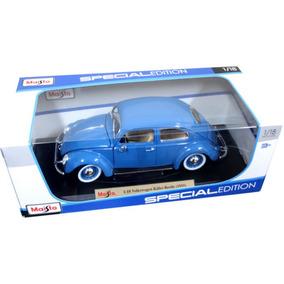 Maisto Edicion Especial 1/18 Volkswagen Kafer-beetle (1955)