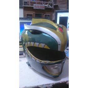 Green Ranger/ Power Ranger Verde/ Capacete Cosplay