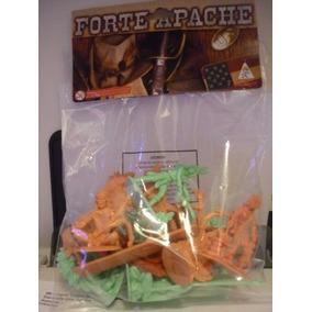 Gulliver Far West Forte Apache Indios Apaches Coloridos