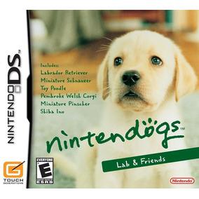 Juego Nintendo Ds 3ds Nintendogs - Refurbished Fisico