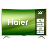Led 55 Haier Le55q9000dua 4k Ultra Hd Smart Tv Curvo