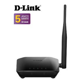 Roteador + Repetidor Wireless Sem Fio 150mbps Dlink Dir-608