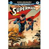 Hq Superman #15 - Declaração - Renascimento