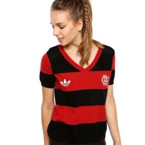 Blusa adidas Originals Farm Flamengo
