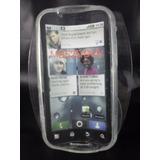 Capa Tpu Diamantada Motorola Defy Mb525 Mb 525