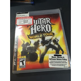 Guitar Hero World Tour Ps3 Nuevo Sellado