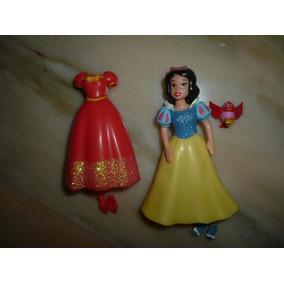 Polly Pocket Blancanieves Disney Original Mattel
