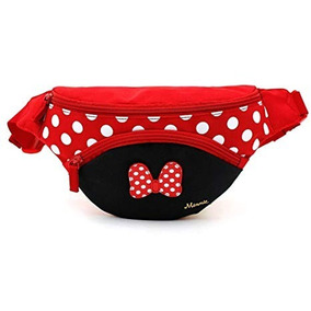 Cangurera De Minni Mouse Para Niñas Y Adultos Disneybagstore