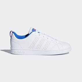 Tenis adidas Advantage Clean Niño 100% Original Db0686