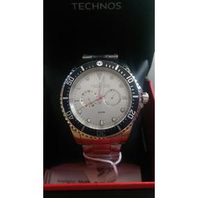 Relógio Masculino Analógico Technos Skymaster Prata - Relógios De ... e26d7290c6