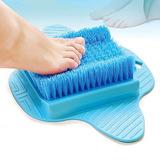 Baño Blossom Foot Scrub Brush Exfoliante Pies Scrubber Masa