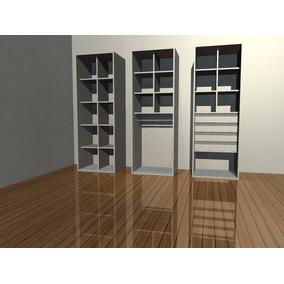 Interiores De Placard-torres-vestidores Y Frentes Placard