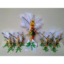 Promo 20 Souvenirs Campanita Tinkerbell Mas Centro De Mesa