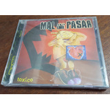 Mal Pasar - Toxico Cd 1ra Edicion Sellado La Polla Records