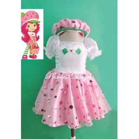 Disfraz Princesa Frutillitas