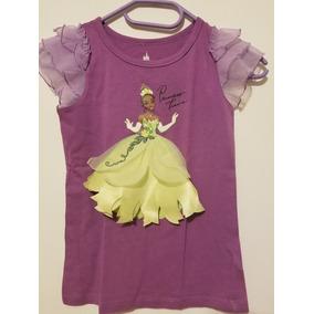 Remera Princesa Tiana Disney