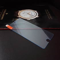 Mica De Vidrio Templado Anti-blue Para Iphone 6 / 6s
