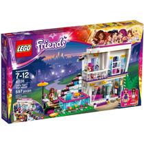 Lego Friends Pop Star: Casa De Livi (41135) - Pzs. 597