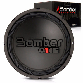 Subwoofer 12 Sw12b-one 200w Rms 4+4 Ohms Bomber