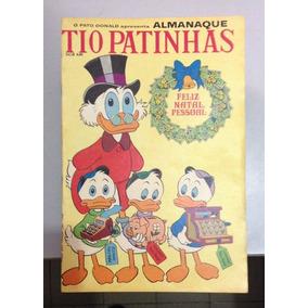 Gibi - Pato Donald Apresenta Almanaque Tio Patinhas - Vários