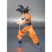 Action Figure Goku Dragon Ball Z - Shfiguarts - Frete Grátis