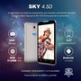 Telefono Sky 4.5 D Android Barato Whatsapp Liberado