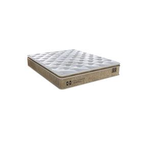 Colchão Box Doux Confort Sealy Queen Size 158 X 198 X 36 Cm