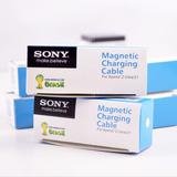 Cable Cargador Magnetico Sony Xperia Z1 Z2 Z3, Compact