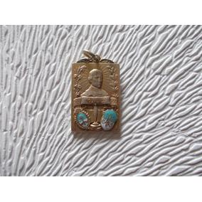 Medalla Colegio Manuel Belgrano 1953, Medida (22x33)mm