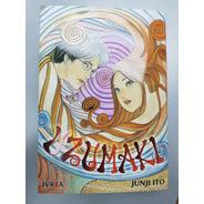 Uzumaki - Junji Ito - Tomo Unico - Ivrea - Manga - Nuevo