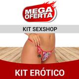 Sex Shop Calcinha Bombom Sensual Kit C/ 3 Adulto