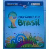 Album Panini Mundial Brasil 2014 Excelentes Condicion