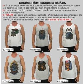 Camiseta Masculina Blusa T-shirt Camisa Camisetas 9 Unidade