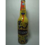 Botella Cerveza Pilsener Ecuador Argentina 2011