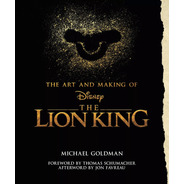 Libro The Art And Making Of The Lion King