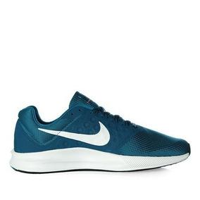 Tenis Nike Downshifter 7 Verde # 9 Originales