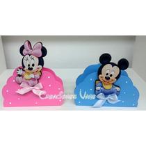 Servilleteros Infantiles-mickey-minnie- Soy Luna-peppa Pig!!