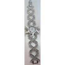 Relógio Bracelete Prata