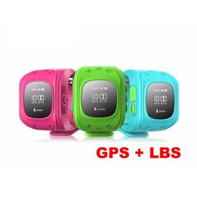 Reloj Smartwatch Q50 Gps Niños Localizador Celular