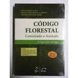 Livro - Código Florestal Comentado E Anotado