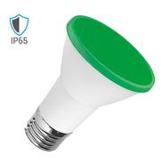 Luminatti - Lâmpada Led Par 20 6w Verde Bivolt Ip65 - Lm161