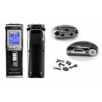 Mini Gravador De Voz Digital Powerpack Dvr2096 - 2.000horas!
