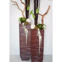 Arreglo Florar Artificial Maceta
