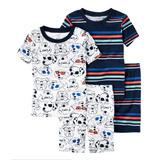 Pijama Pijamas Carter Carters 2 Cambios Por Modelo Ropa Nuev