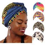 Turbante Afro Estampado Fashion Urban Girl Power Tumblr