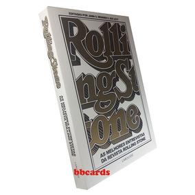 Livro Rolling Stone As Melhores Entrevistas Da Revista